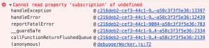 frequent Query errors when coding GraphQL