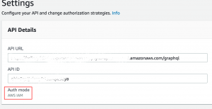 AppSync GraphQL Web App with AWS Amplify and IAM Authentication